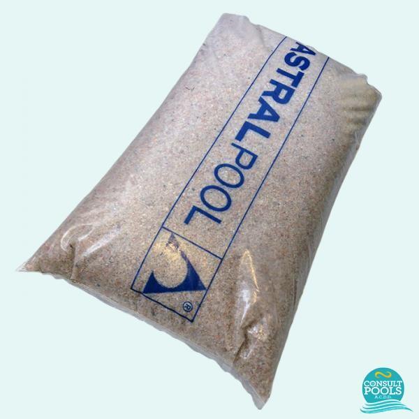 Nisip material filtrant  granulometrie 1 2 mm Astral Pool