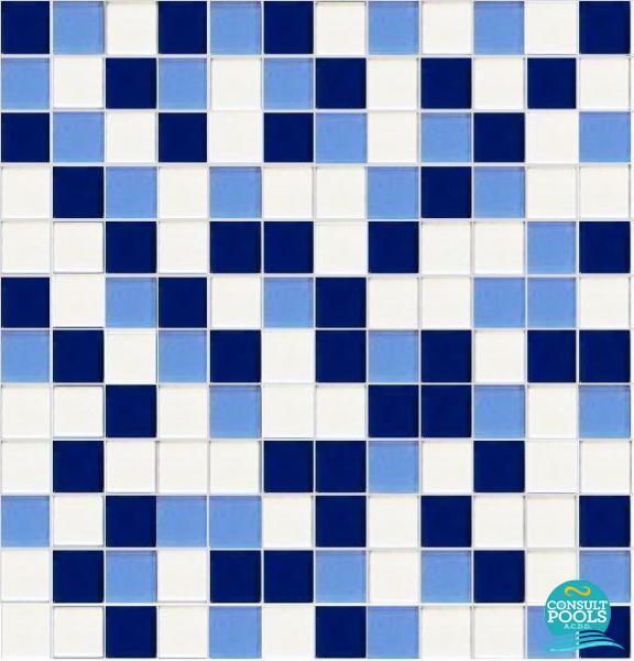 Mozaic piscina mixt Togama Aquamarina