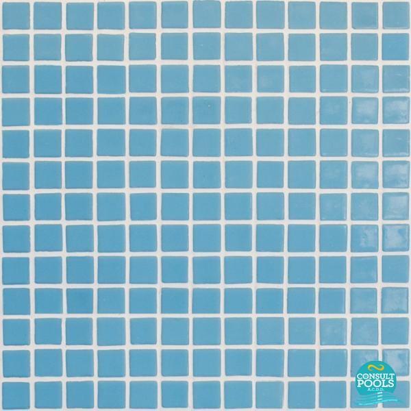 Mozaic piscina unique Togama Azul Piscina