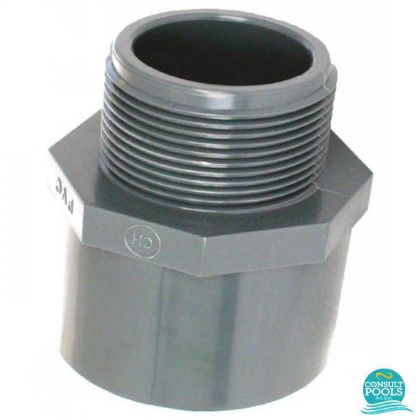 Niplu PVC U D 63 50