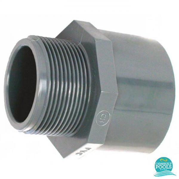 Niplu PVC U D 63 75