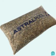 Nisip material filtrant  granulometrie 3 5 mm Astral Pool