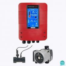 Panou control schimbator caldura HeatSmart+ Elecro cu pompa Grundfos