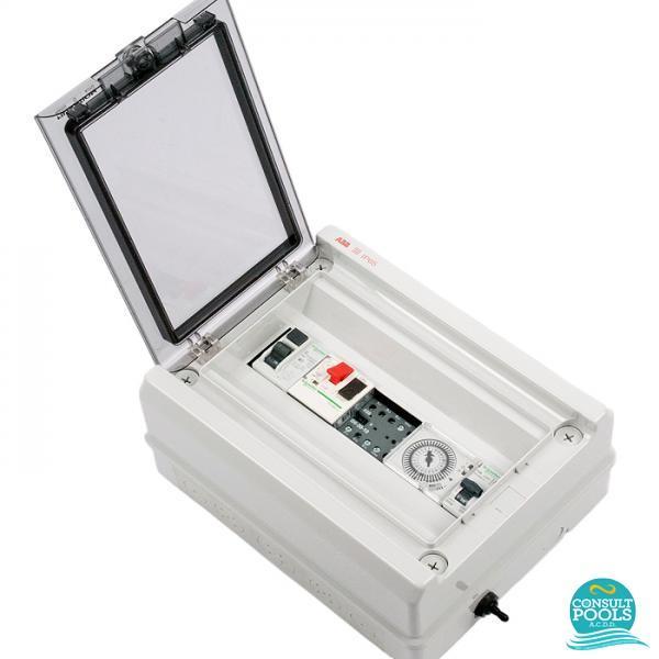 Panou de control pompa 1/2 HP si lumini PCM 1/2