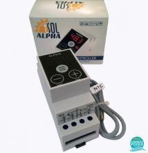 Panou termo regulator automatizare schimbator de caldura