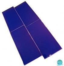 Placi ceramice piscina Vitra albastru inchis 12.5 * 25.0 cm