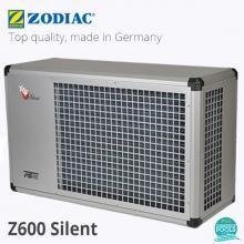 Pompa de caldura piscina 120 mc, titan, 400 V, 50 Hz, Z600 Silent TD9 Zodiac