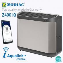 Pompa de caldura piscina reversibila 75 mc, titan, 230 V, 50 Hz, Z400iQ MD5 Zodiac