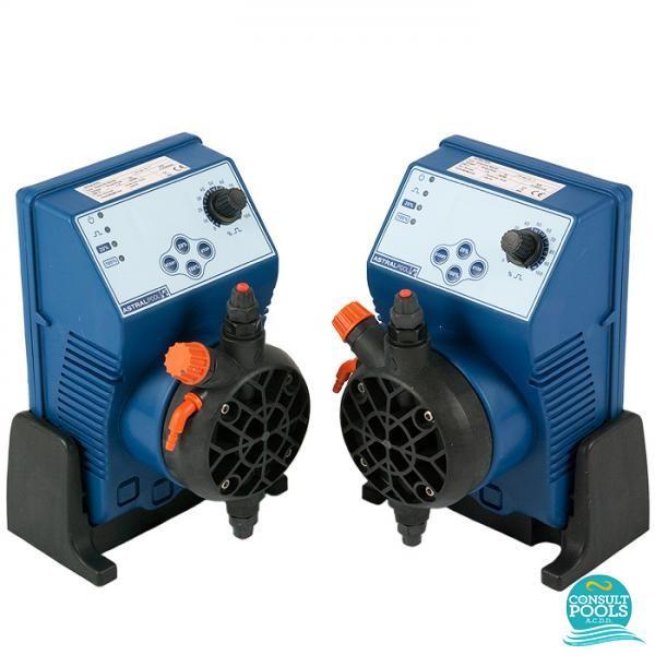 Pompa dozaj manual Exactus 2lh 10 bari
