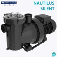 Pompa piscina Nautilius Silent, 21.5 mc/h, 1.1 kw, 1.5 HP, D63, 230/400 V III AstralPool
