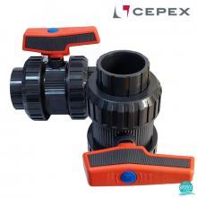 Robinet Cepex PVC U D63 cu bila