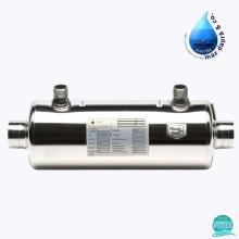 Schimbator de caldura inox AISI-316, 29 kw, 24934 kcal/h, D-NWT 18 Max Dapra