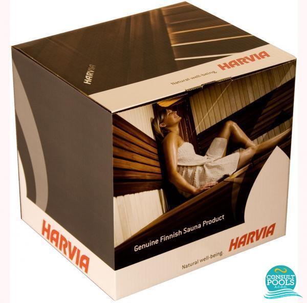 Set accesorii sauna uscata Harvia