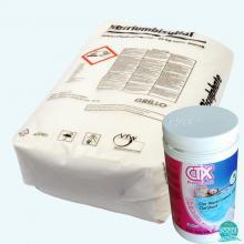 Set corector ph minus 25 kg plus clor soc granule CTX200 1 kg