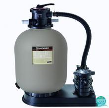 Sistem filtrare compact Hayward piscina volum 36 mc