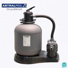 Sistem filtrare monobloc Galactic D380, debit 5 mc/h, putere 1/3 hp, volum piscina 36 mc AstralPool Spania