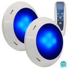 Sistem iluminare piscina RGB LumiPlus Rapid 1.1 2 * 27 W