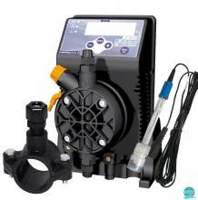 Sistem pompa dozare clor lichid Exactus 10 l/h plus sonda de clor RX