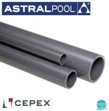 Teava PVC - U rigida D75 Astral Pool