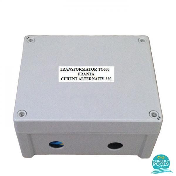 Transformator pentru piscina TC600 W