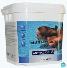 Triplex tablete multiaction 250 gr, 83 % Astral Pool 5 kg